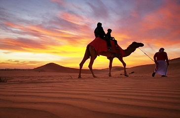 Dubai tour packages from Mumbai
