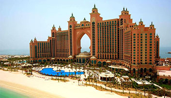 Dubai Honeymoon Packages