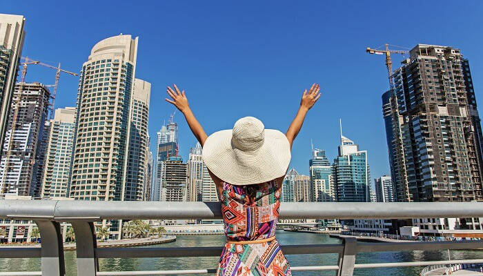 Dubai Tour Packages from Ahmadabad